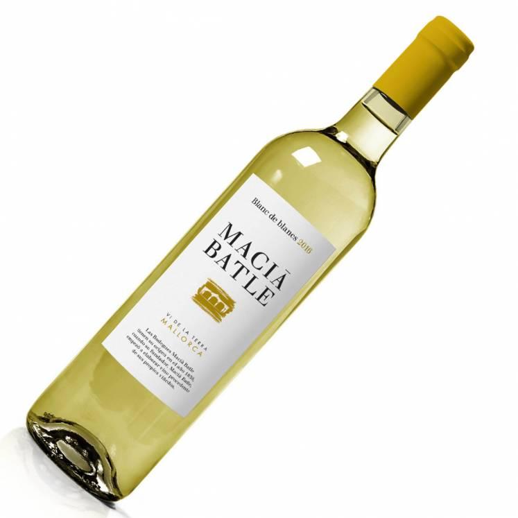 6 x Macià Batle Blanc de Blancs Vi de la Terra Mallorca Weißwein