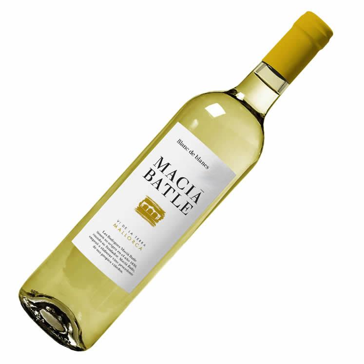 Macià Batle Blanc de Blancs Vi de la Terra Mallorca