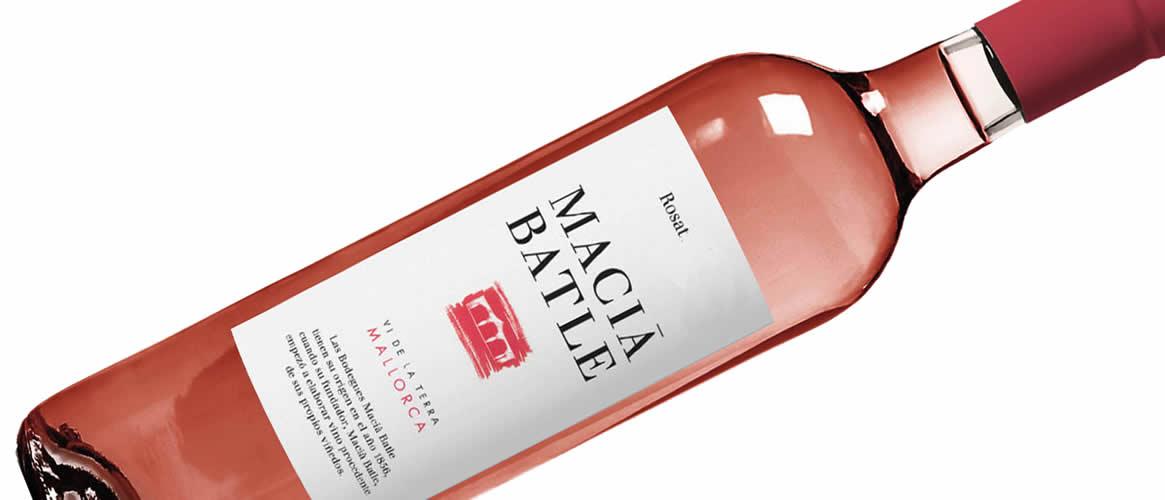 Macià Batle Rosé wine D.O.Binissalem / Mallorca