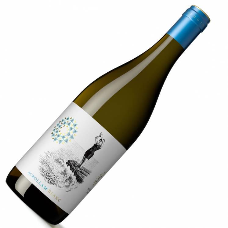 Mesquida Mora Acrollam Blanc Vi de la Terra Mallorca Bio Weißwein