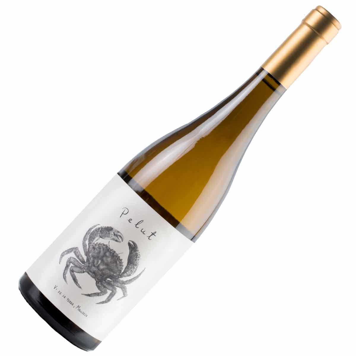 Oliver Moragues Pelut Bio Vegan Weißwein Vi de la Terra Mallorca