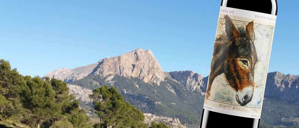 Oliver Moragues Somer nº1 Red BIO wine from Mallorca
