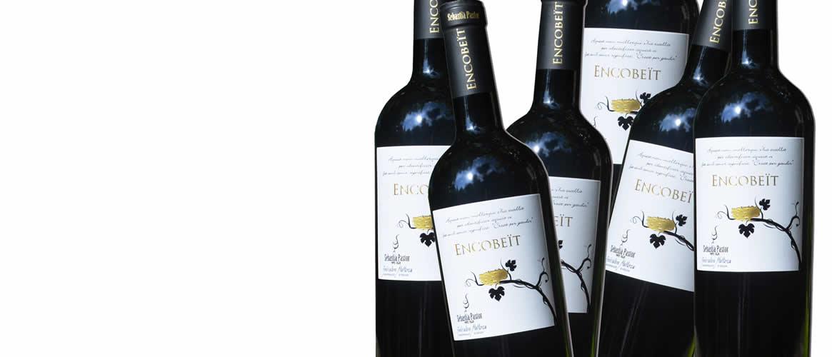 """6 x """"Encobeït"""" vino tinto, Bodegas Sebastià Pastor, D.O."""
