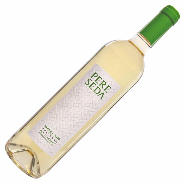Pere Seda Novell Blanc D.O. Pla i Llevant Weißwein