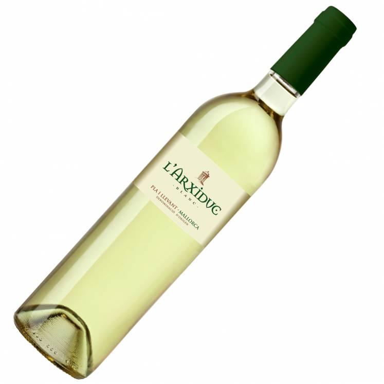 6 x Pere Seda L Arxiduc Blanc D.O. Pla i Llevant Weißwein