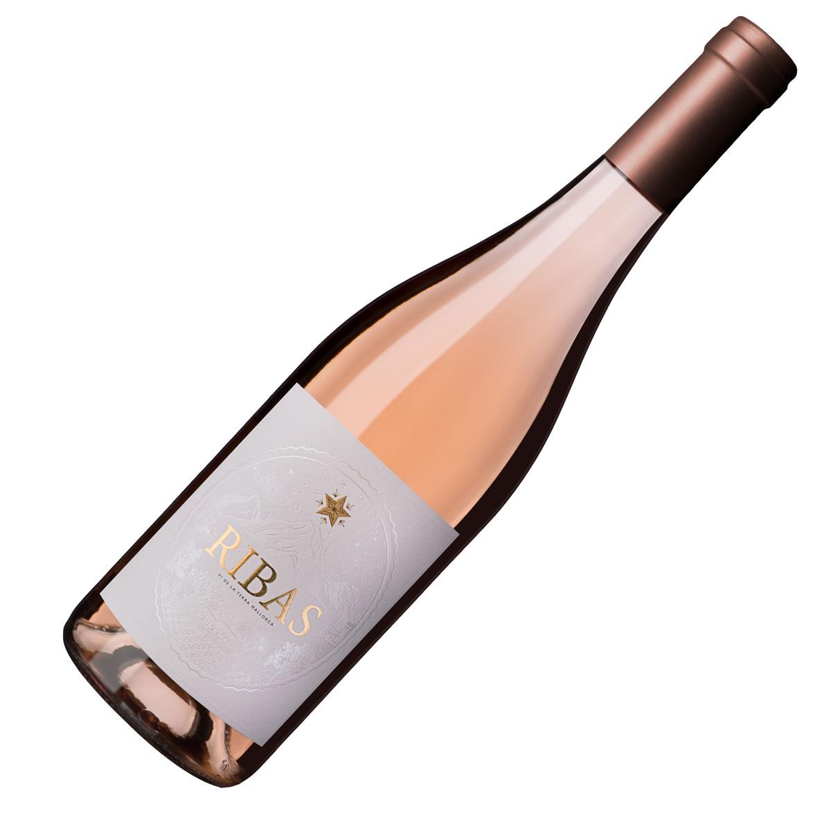 Ribas Rosat Vi de la Terra Bio Roséwein