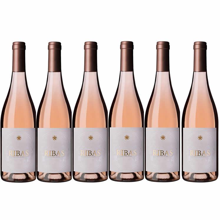 Ribas Rosat Vi de la Terra organic rosé wine