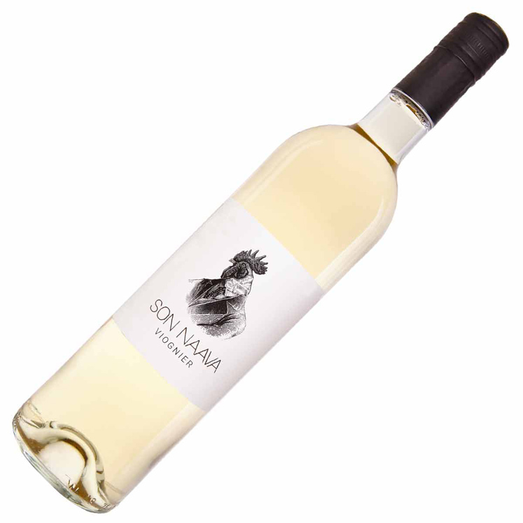 Son Naava white BIO wine