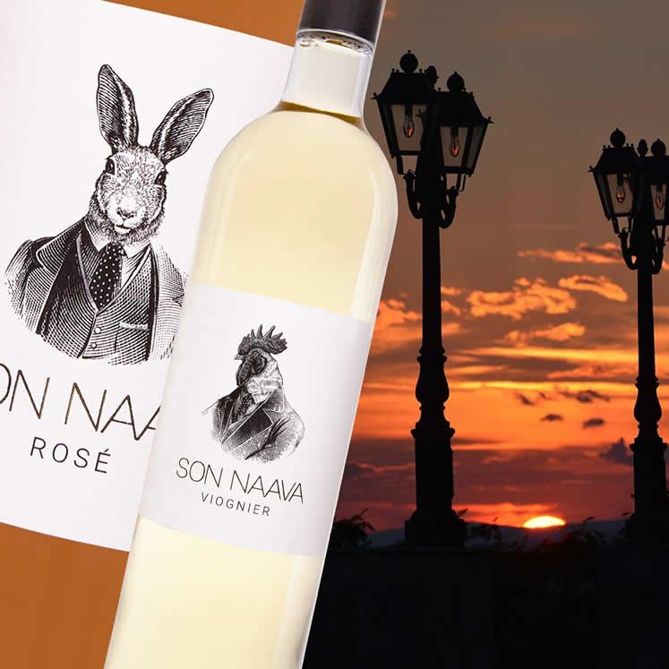 12 x Son Naava Bio Demeter Wein