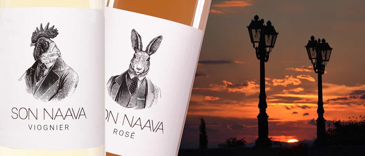 Caja vinos Son Naava Bio Demeter