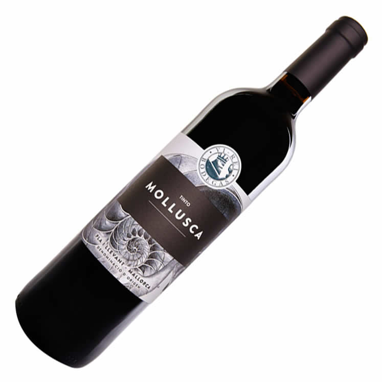 Mollusca Tinto red wine