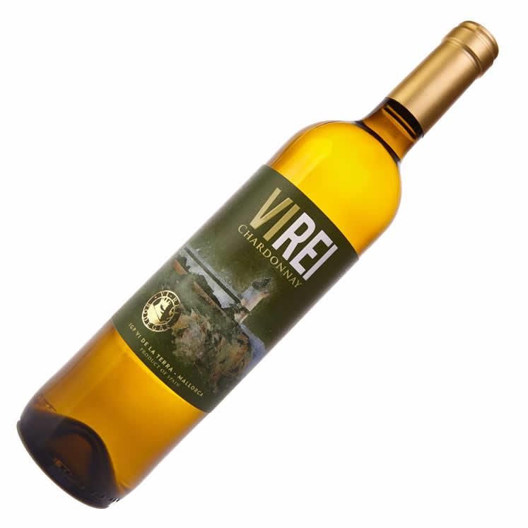 Vi Rei Chardonnay Weißwein