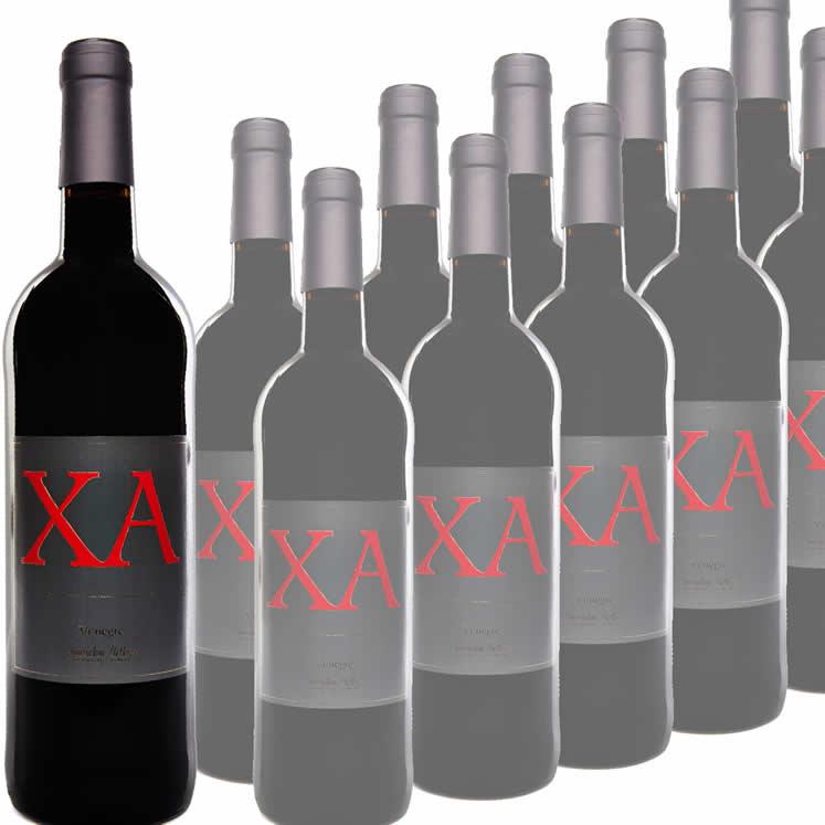 Box of 12- XA, Majorca red wine, Bodega Ca'n Verdura, D.O. Binissalem / Mallorca