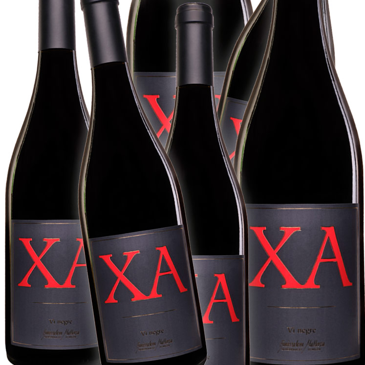12 x XA, Majorcan red wine, Bodega Ca'n Verdura, D.O. Binissalem