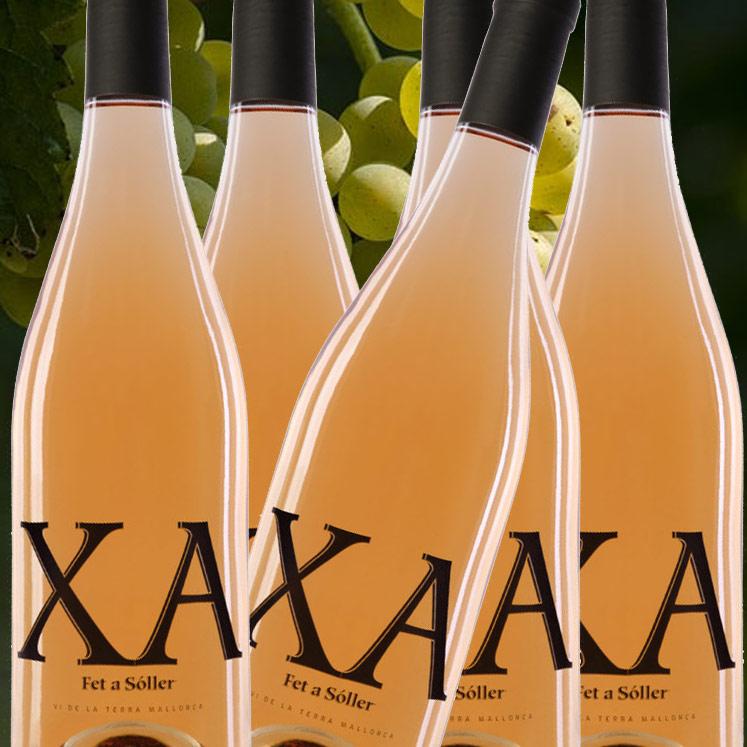 6 x Xa rosat Vi de la Terra Mallorca Rosé Wein