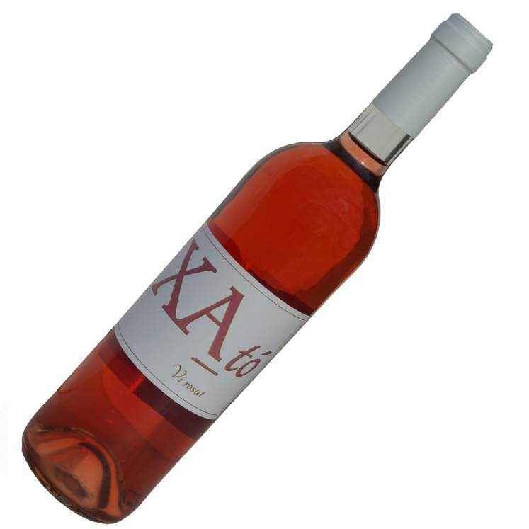 Xa tó Rosé from Mallorca D.O. Binissalem, 6 bottles in a carton