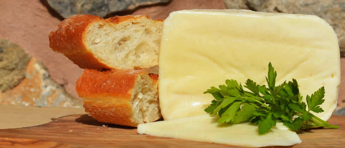 Illa del Vent, young cheese made from whole milk
