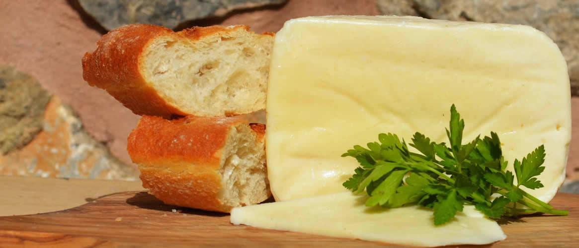 Illa del Vent junger Käse aus Vollmilch