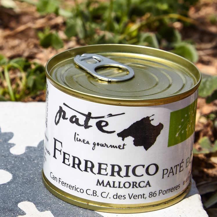 Ferrerico Paté Bio Leberpastete