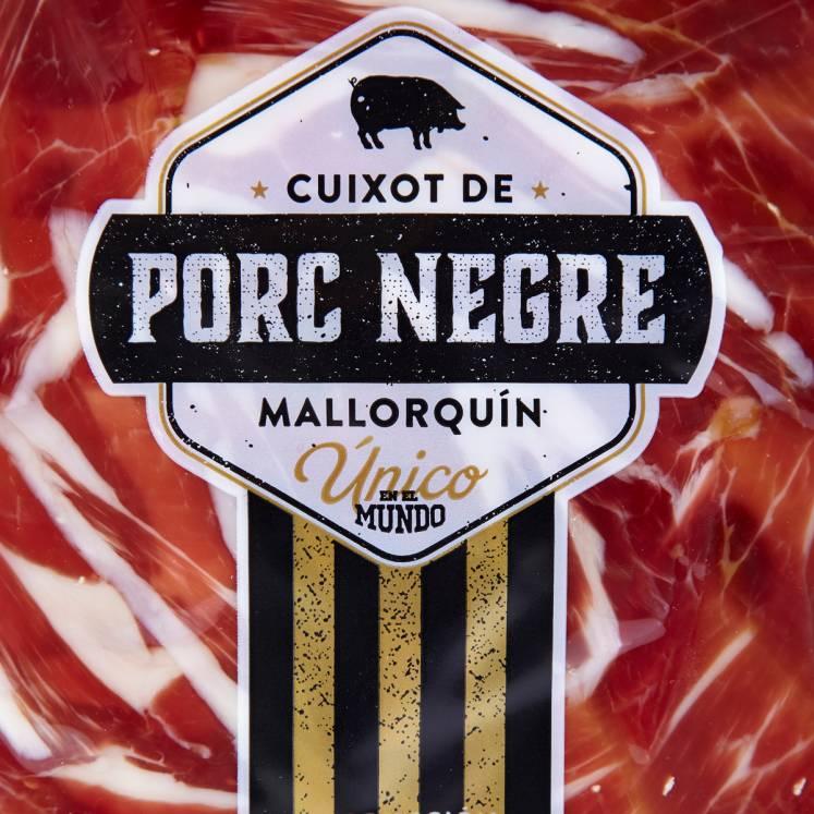 Porc Negre Cuixot Schinken vom schwarzen Schwein