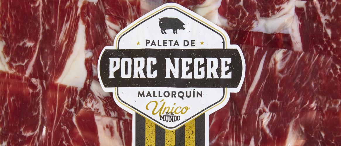 Porc Negre Paleta black pork shoulder ham