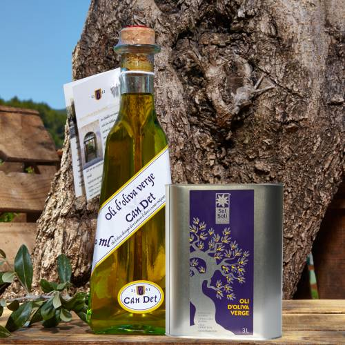Olive Oil - virgen extra / virgen, from Spain