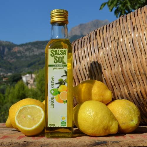 Salsa Sol - Oliveoil with citric essences