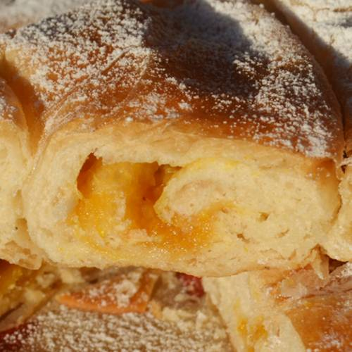 Majorcan pastry