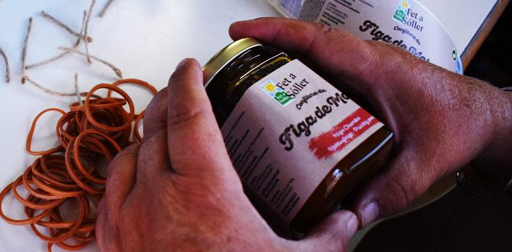 Hier wird unsere Marmelade hergestellt